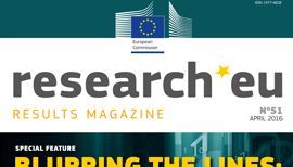research*eu magazine