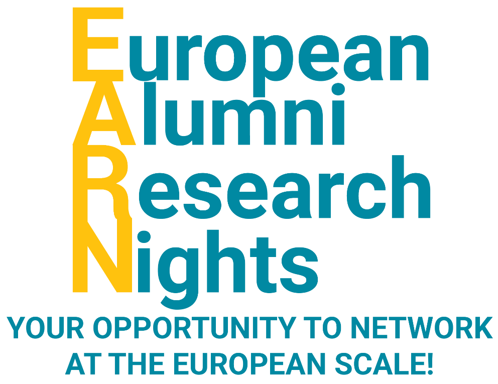European Alumni Research Nights logo