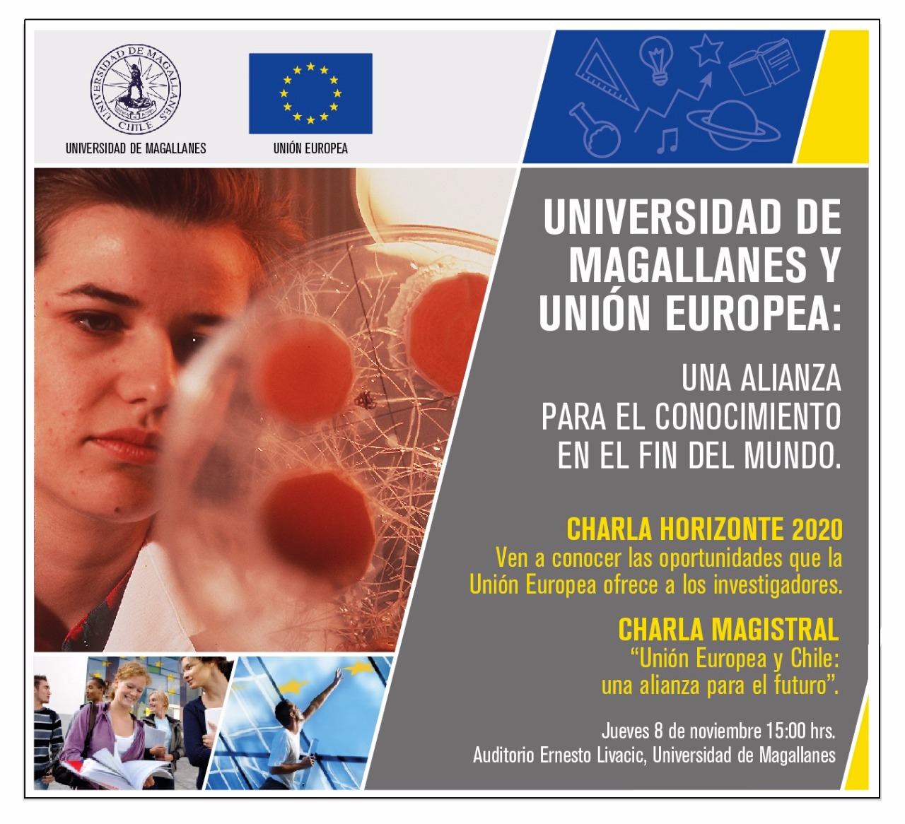 Info session Magallanes