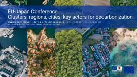 Image of (695538) EU-Japan Conference | Cities, regions, clusters: on the road to zero carbon
