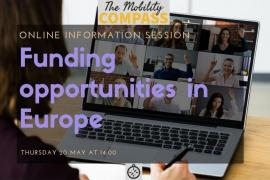 Image of (641174) Funding opportunities for researchers in Europe: Information Session