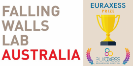 Image of (554614) Falling Walls Lab Australia 2020, a competition in partnership with EURAXESS