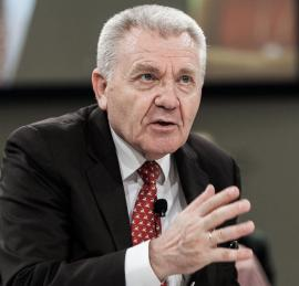 Image of (545812) Jean-Pierre Bourguignon back at the helm of the European Research Council