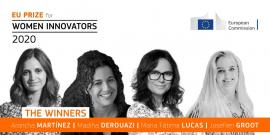 Image of (561281) Winners of the EU Prize for Women Innovators 2020 announced
