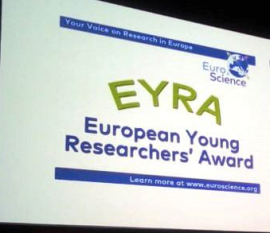 Image of (434774) EUROPEAN YOUNG RESEARCHERS' AWARD – EYRA