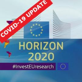 Image of (533725) European Commission updates Horizon 2020 Work Programme to support coronavirus research and innovation