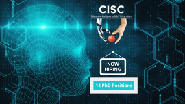 Image of (607809) 14 PhD positions available within the MSCA ITN project - Collaborative Intelligence for Safety Critical Systems
