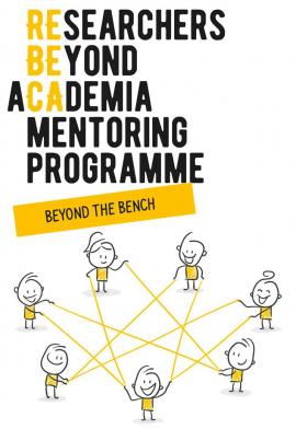 "Image of (410432) The application phase for the mentoring programme ""Researchers beyond academia-REBECA"" ends up"