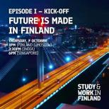 Image of (685911) Future is made in Finland - Webinar Series