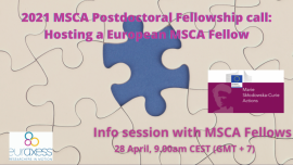 Image of (626674) 2021 MSCA Postdoc Fellowship Call - Hosting a European Fellow