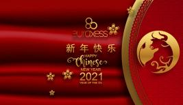 Image of (604034) 新春快乐 Happy Chinese New Year from EURAXESS China!