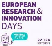 European Research and Innovation Days logo